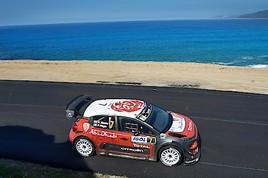Rallye Korsika : Sébastien Loeb wird einen Citroën C3 WRC pilotieren
