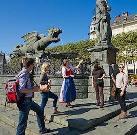 Klagenfurt im Jubiläumsjahr (neu) entdecken