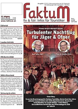 FaktuM 2/2018: Turbulenter Nachtflug