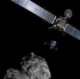"""Einladung zum Pressegespräch: """"Kometen. Die Mission Rosetta"""" Eine Reise zu den Ursprüngen des Sonnensystems"""