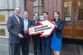 BM Faßmann und FFG-GF Egerth: Unternehmergeist an Hochschulen gezielt stärken