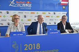 Das Red Bull Air Race kehrt nach Österreich zurück