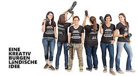 Datenschutz zuerst – Aber wie…? – Burgenländische BerusfotografInnen entwickeln das DSGVO-Shirt