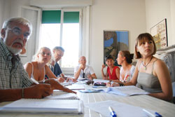 Sprachreisen für Senioren: Italienisch lernen in der Toskana