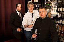 SKY – CAFE.RESTAURANT.BAR: Gastronomischer Himmel für Wien und seine Gäste