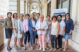 Weichenstellung bei den ÖVP Frauen