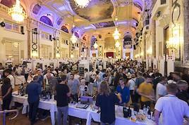 VieVinum 2018 – Noch zwei Tage pulsierender Wein-Hotspot