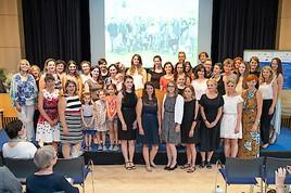 Österreichs erste akademisch ausgebildete ElementarpädagogInnen sind da!