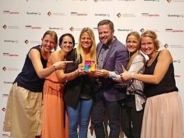 Tiroler gewinnen Deutschen Preis für Onlinekommunikation