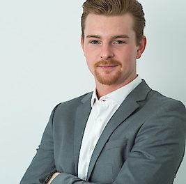 Patrick Fischer ist neuer Megaboard Head of Sales