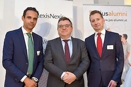 LexisNexis Sommerfest mit jus-alumni in Schloss Schönbrunn