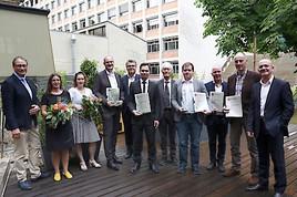 Sommerevent der FMA und IFMA Austria