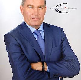 Neuer internationaler Flughafen Budweis rüstet sich mit Airline Marketing Manager Dieter Pammer für Take-off