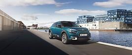 Alle Citroën PKW-Modelle erfüllen bereits heute die neuen Abgasnormen EURO 6d-TEMP und EURO 6c