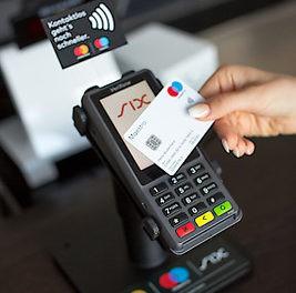 Die neue Generali-Arena ist komplett cashless- mit SIX und Mastercard