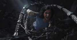 ALITA: BATTLE ANGEL – BILD (mit Trailer-Link)