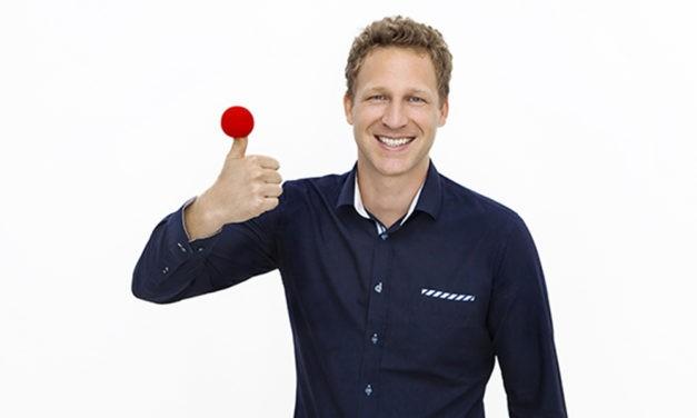 ROTE NASEN International: Andreas Eder ist neuer Kommunikationsleiter
