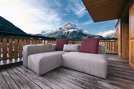 Vielfalt in Form und Funktion: IKONO gestaltet exklusive Spa-Lounge-Möbel für KLAFS