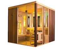Fit durch die kalte Jahreszeit mit Infrarot und Sauna