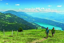 Alpe-Adria-Trail ist Österreichs schönster Weitwanderweg 2018