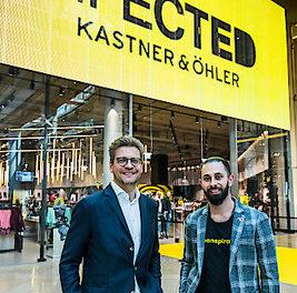 Kastner & Öhler startet mit dritter Shop-Marke Infected