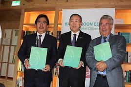 Kasachstans Anteil an der Lösung globaler Probleme