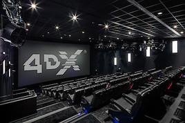 Hollywood Megaplex eröffnet das zweite 4DX Kino in Österreich