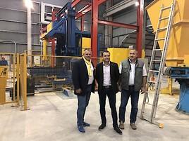 SW Umwelttechnik eröffnet dritten Standort in Rumänien
