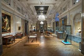 Die Sammlung alter Musikinstrumente im KHM-Museumsverband wieder geöffnet