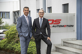 Neue Doppelspitze bei DS AUTOMOTION