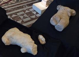 BMF: Antiker Kopf und zwei Statuetten aus der römischen Kaiserzeit an Kunsthistorisches Museum Wien übergeben
