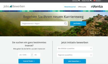 So einfach war Bewerben noch nie: Iventa launcht neues Bewerberportal