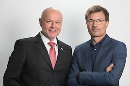 Rudolf Kolbe, Ziviltechniker für Vermessungswesen, zum Präsidenten der ZT-Kammer gewählt