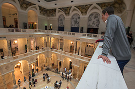 Mehr als 27.500 BesucherInnen im KHM-Museumsverband in der Langen Nacht der Museen – Weltmuseum Wien lockte Besucherscharen an