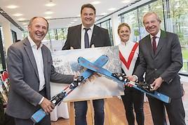 SalzburgerLand richtet Fokus auf die Wintersport-Zukunft