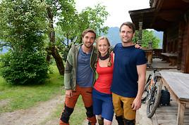 Tiroler Berge sind ein guter Boden für TV-Produktionen