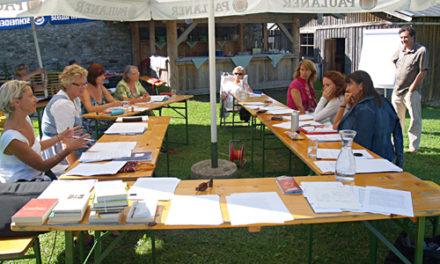 Schreiben & Verlegen: Ein Allroundseminar zur literarischen Arbeit in Wien