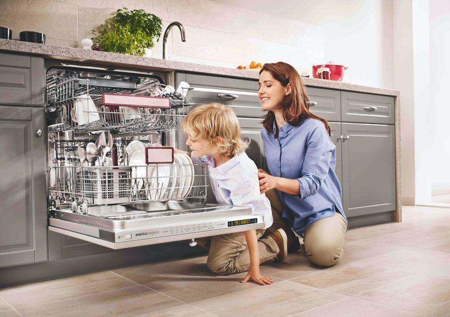 Flexibel einbaubar: Der neue Geschirrspüler von elektrabregenz