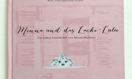 «Minna und das Lacki-Lulu«! Ein Kinderbuch für Hundeliebhaber