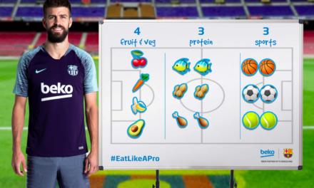 4-3-3: Die neue Social Media Kampagne von Beko und FCB