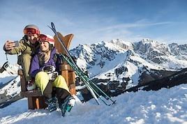 Das 6-Gipfel-Abenteuer am Hochkönig