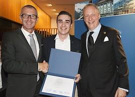 DFK-Förderpreis 2018 für Top-Studierende des MCI