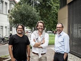 moodley und Daniel Huber gründen moodley industrial design