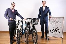 Fahrrad Pfand: E-Bikes & Co sicher überwintern im Dorotheum Wien