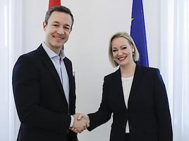 "Kulturminister Blümel: ""Erika Pieler übernimmt Leitung des Bundesdenkmalamtes"""