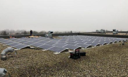 Von der Sonne direkt in den Kinosaal – Solarstrom aus  Eigenproduktion für Rieder Kino