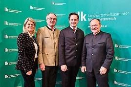 LK NÖ-Präsident Johannes Schmuckenschlager steht für zukunftsfähigen Dialog mit Stadt und Land