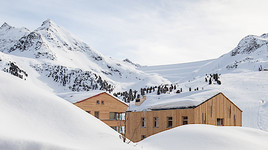Kultig & cool: Neueröffnung im Dezember 2018 – das 3 Seenhaus im Jagdschloss Resort – Innovative Design-Appartements im Kühtai/Tirol