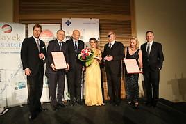 """Hayek-Award für alte und junge """"Freedom Fighters"""""""