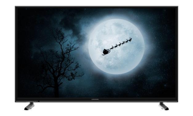 Neue smarte TVs mit Netflix App von Grundig
